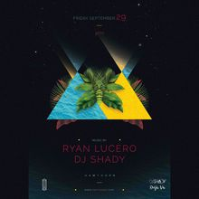Hawthorn Presents: DJ Ryan Lucero & DJ Shady