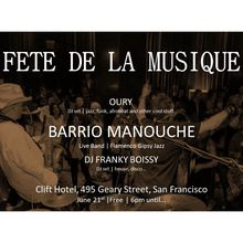 Make Music Day San Francisco 2017 (Fete de la Musique)