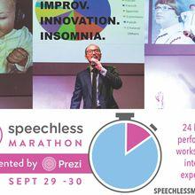 Speechless 24 Hour Marathon presented by Prezi