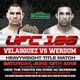 UFC 188 Velasquez vs Wedrum @ 4th St Pizza