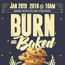 Second Annual Burn & Baked Fitness Event