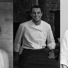 Tastemaker Collective: Dinner at Cala with Gabriela Cámara and Paris' Rafael Gomes & Juan Arbelaez