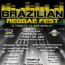 Brazilian Reggae Fest