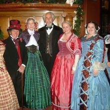 A Dickens Family Victorian Holiday