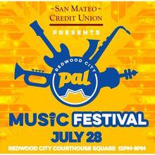 PAL Music Festival 2018 in Redwood City