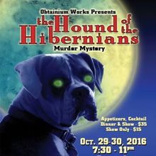 Haunted House & Murder Mystery
