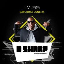 D-Sharp at LVL 55