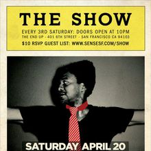 The Show: Stacey Pullen 3 Hour Set