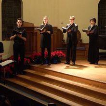 Lacuna Arts Chorale: The Story of Christmas: Distler's Die Weihnachtsgeschichte