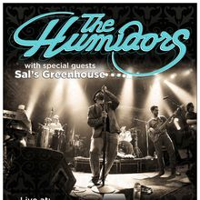 The Humidors Record Release Party w/ Sal's Greenhouse