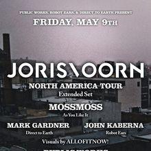 JORIS VOORN (Netherlands) extended set!