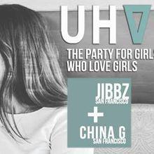 UHAUL SF Singles Party! w/ Jibbz + China G!