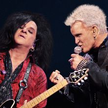 Billy Idol & Steve Stevens: Turned On, Tuned In and Unplugged