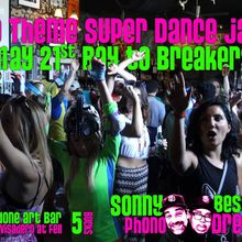 The No Theme Super Dance Jam Bay to Breakers