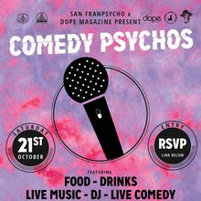 Comedy Psychos Party