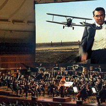 NORTH BY NORTHWEST—FEATURE FILM WITH LIVE ORCHESTRA