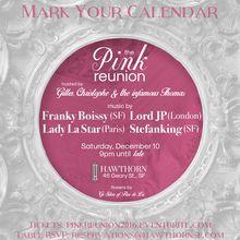 PINK Reunion! ft. Franky Boissy - Lord JP - Lady La Star - Stefanking