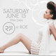 WHITE PARTY / BIKINI FASHION SHOW | Saturday, June 15 | ROE | Aykut Events
