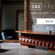 CB2 x FERRER Collection Event