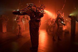 Inferno: Robotic Exoskeleto...
