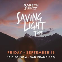 GARETH EMERY at 1015 FOLSOM