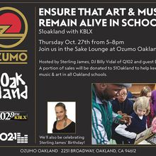 51Oakland Music & Art Program Benefit