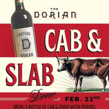 "The Dorian Restaurant in San Francisco Hosts a ""Cab & Slab"" Dinner"
