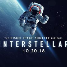 The Disco Space Shuttle Presents:  Interstellar