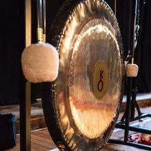 Gong Sound Sanctuary with Loriel Starr