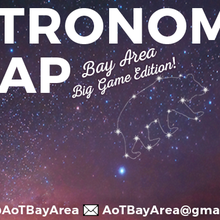 Astronomy on Tap Bay Area: Big Game Edition