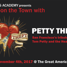 A Night on the Town with Petty Theft
