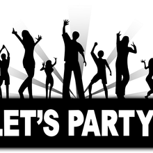 Black and White Dance Party 2019