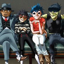 Gorillaz - SOLD OUT
