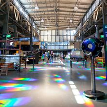 Exploratorium Lab and Lunch: Seeing the Blue Serengeti