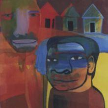 Nexus Gallery at Hayes Valley Art Works Inaugural Exhibit - Opening Reception