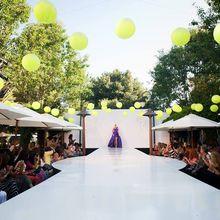 Santana Row Summer Fashion Show