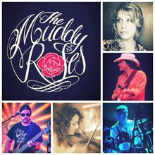 HILLBILLY NEW YEARS EVE w/The Muddy Roses