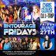 Entourage Fridays at Origin SF 6/27/14