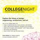 College Night at The Autodesk Gallery