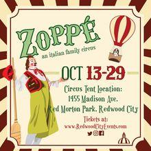 Zoppé - An Italian Family Circus 2017
