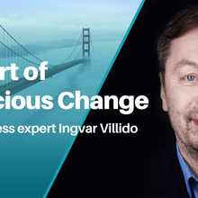 The Art of Conscious Change with Awareness Master Ingvar Villido