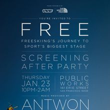 Free Party Ft. Antwon, $u$pect, Sad Andy