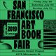 San Francisco Art Book Fair 2019