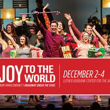 Joy To The World from Transcendence's Broadway Under The Stars