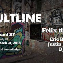 Faultline 4 year anniversary with Felix The Dog