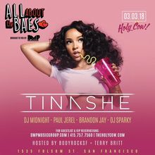 All About The Baes w/ TINASHE