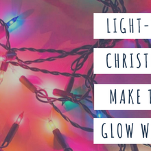 Light-up Your Ugly Christmas Sweater; Make This Holiday Glow With Tackiness!