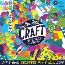 San Jose Craft Holiday Fair