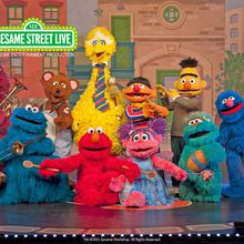 Sesame Street Live : Elmo Makes Music