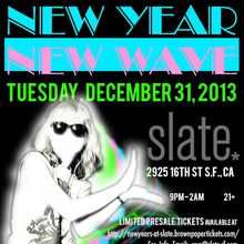New Year New Wave